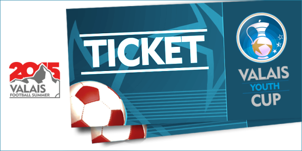 Ticketing-Valais Youth Cup